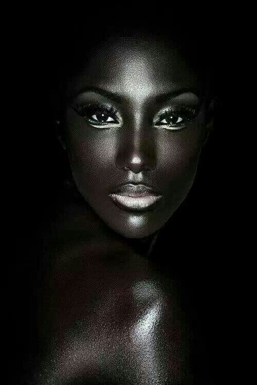 blackwomanblackbackground